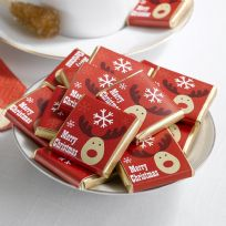 Rocking Rudolf Chocolate Squares (20)